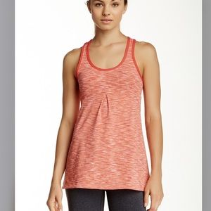 NWOT Lucy Small Coral Zen Seeker Tunic